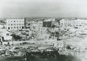 Bombing of Numazu in World War II