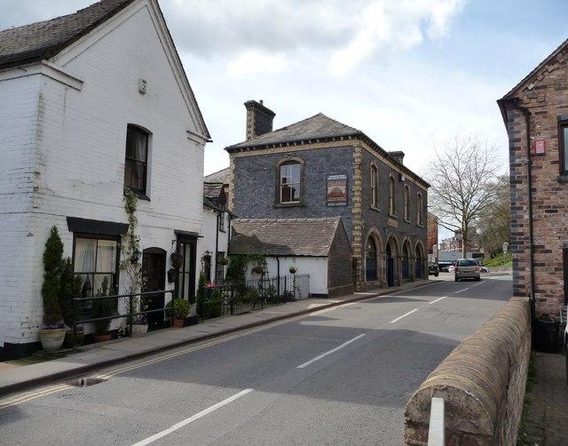 File:Old Police Station, Ironbridge - geograph.org.uk - 1243188.jpg