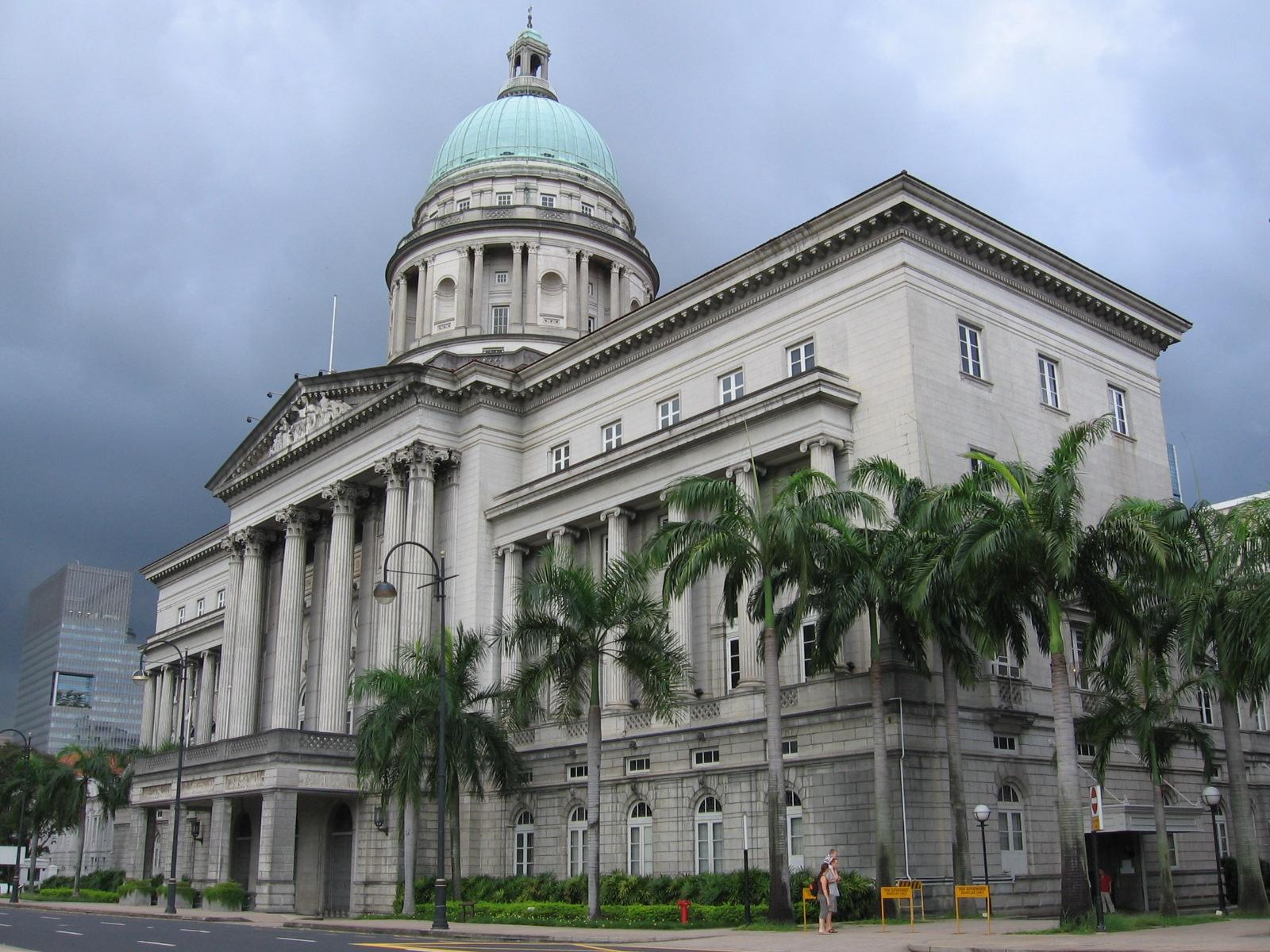 Old Supreme Court Building Singapore Wikipedia