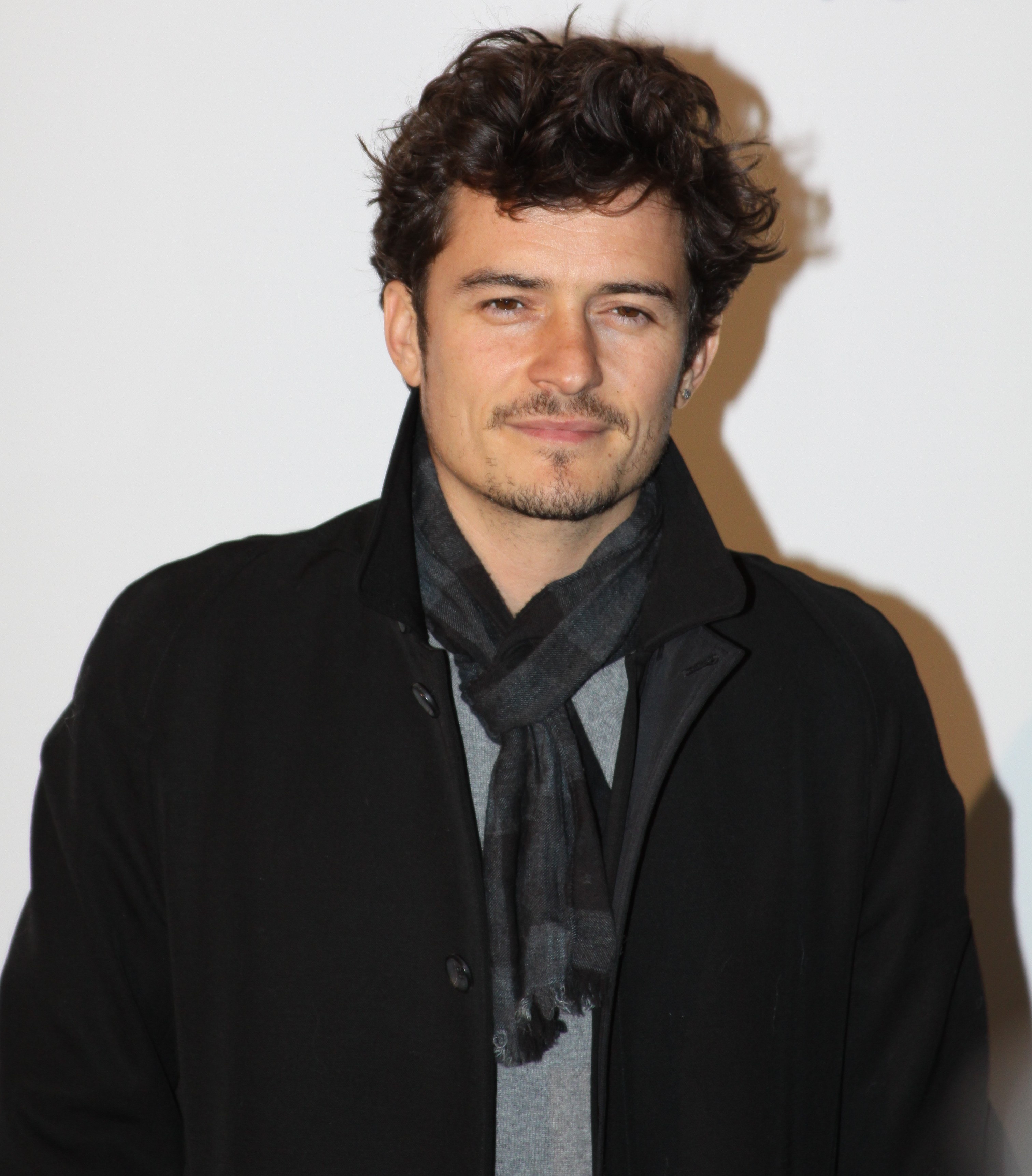 orlando bloom comes from canterbury