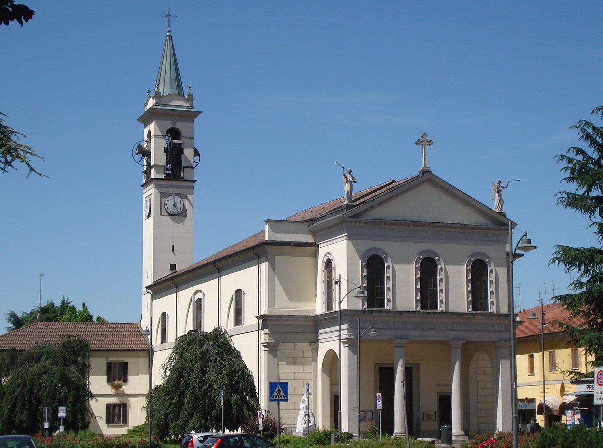 File parrocchiale cornaredo jpg wikimedia commons - Piscina di cornaredo ...