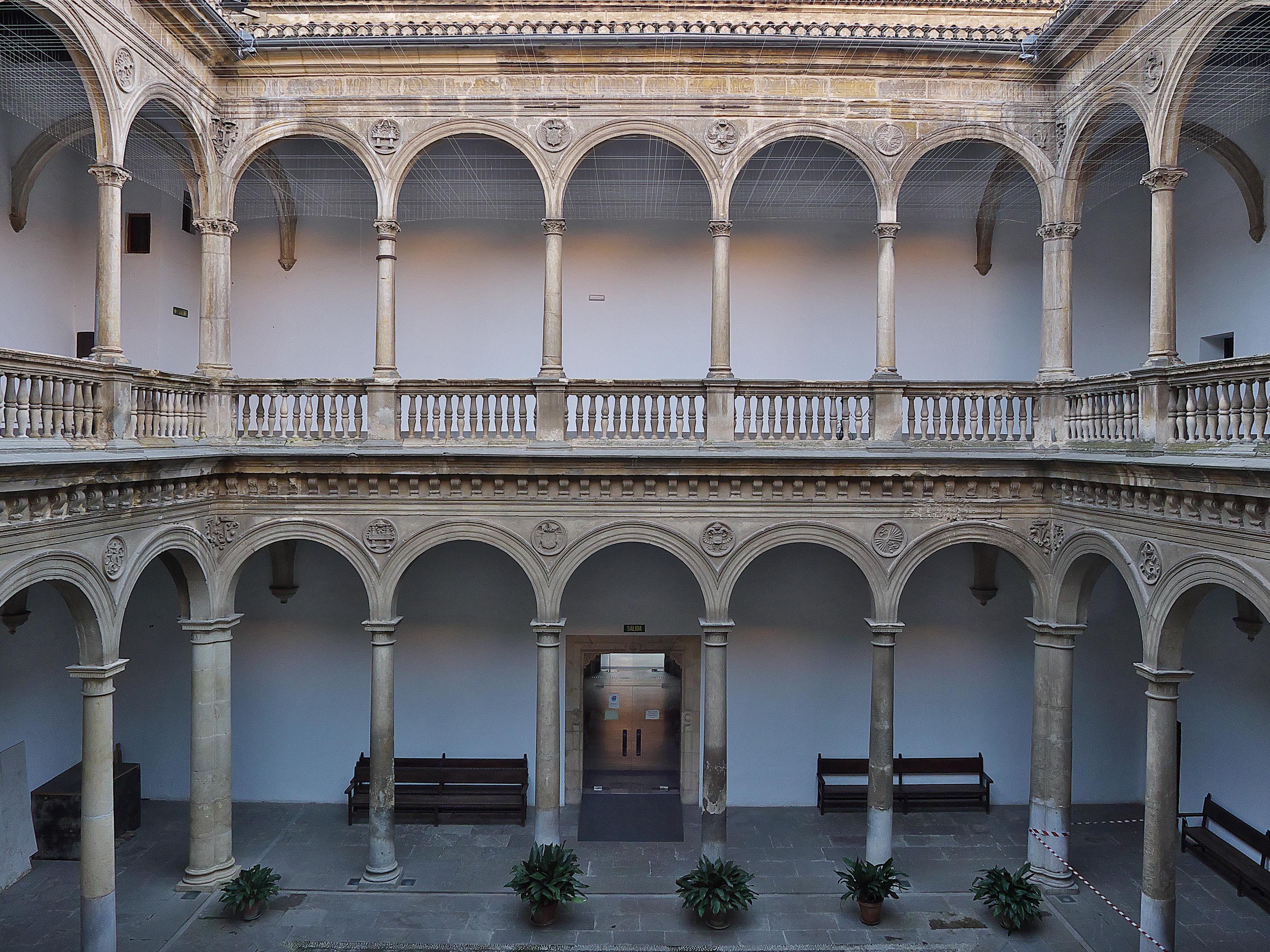 Archivo patio de la capilla hospital real de - Patios de granada ...