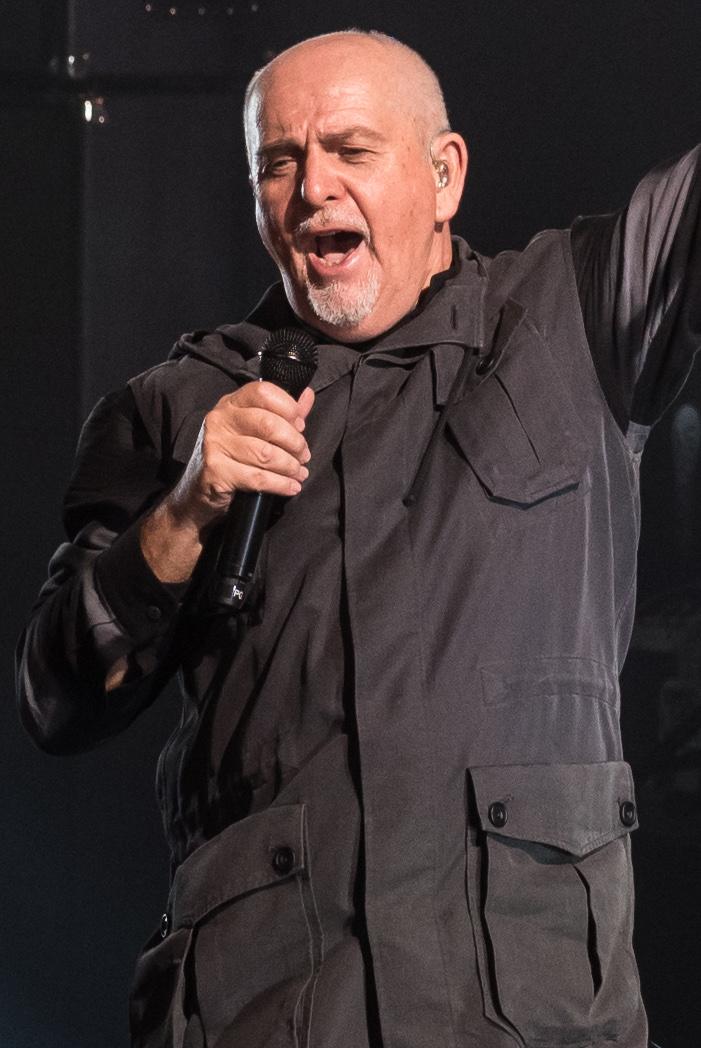 Peter Gabriel Tour Tickets
