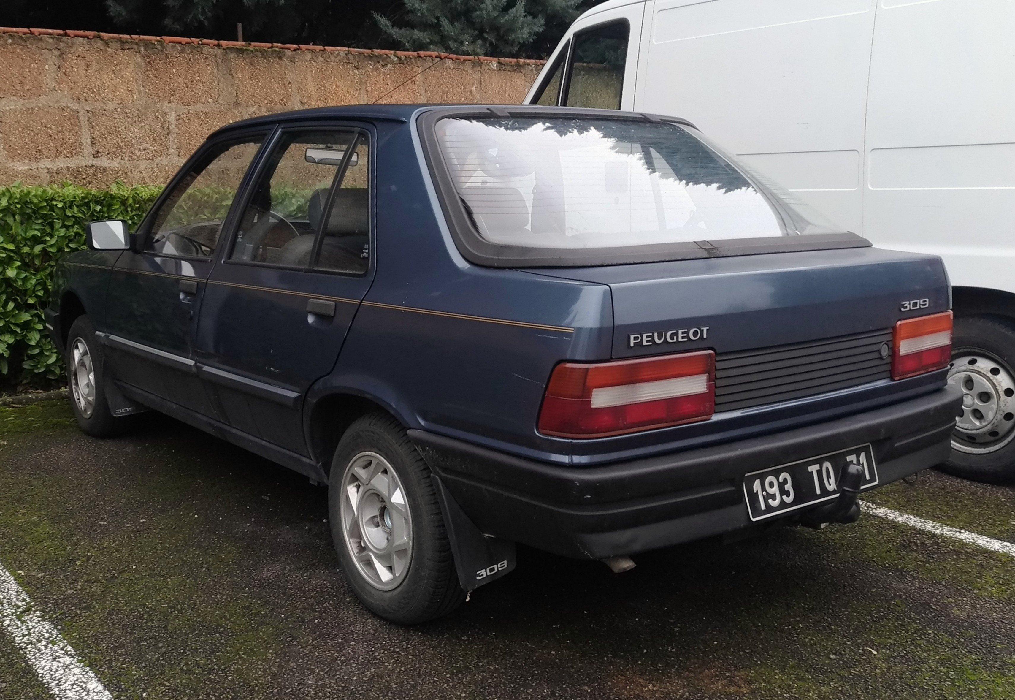 File Peugeot 309 39849680233 Jpg Wikimedia Commons