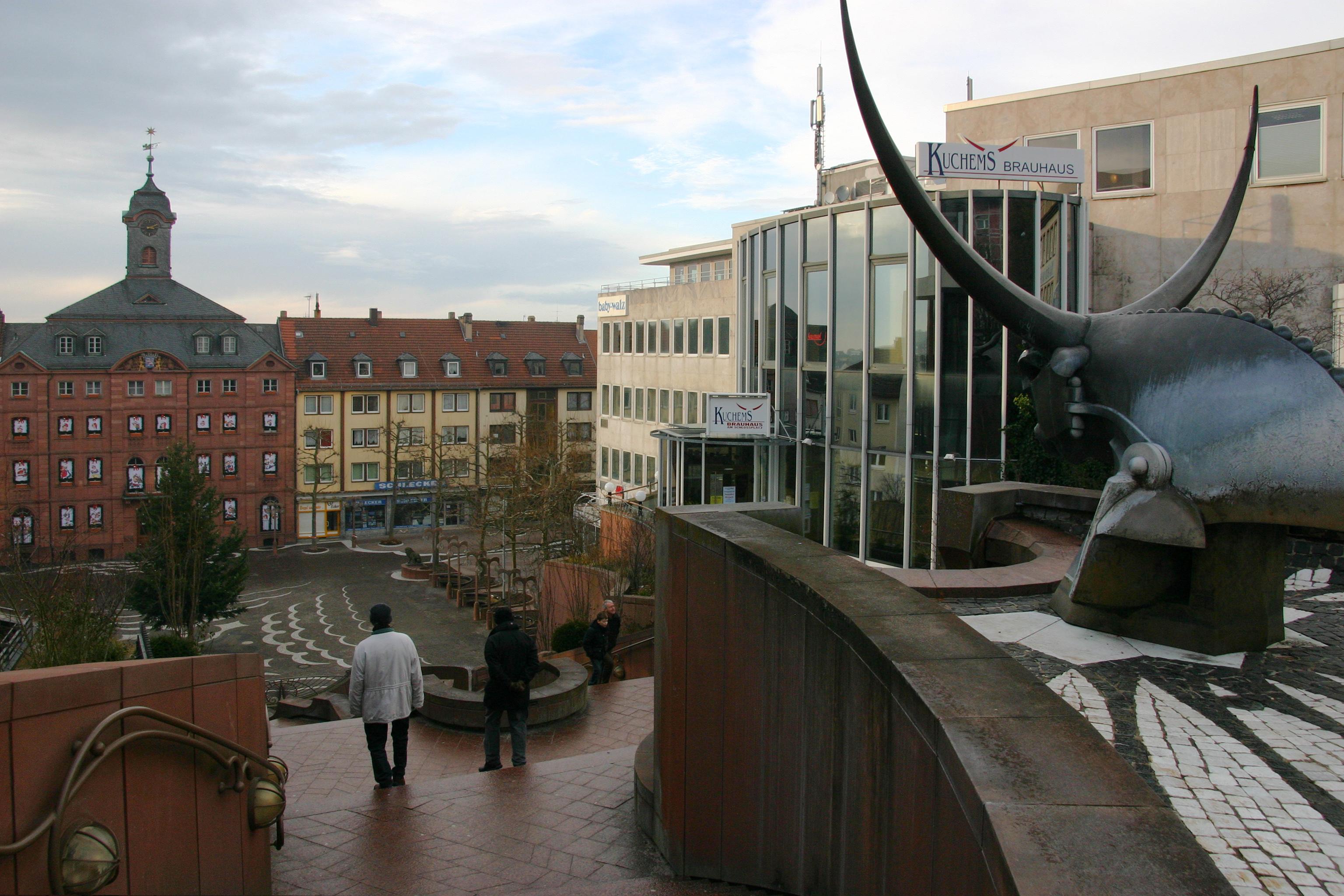 File Pirmasens Altes Rathaus Schlossplatz 22 Gje Jpg Wikimedia Commons