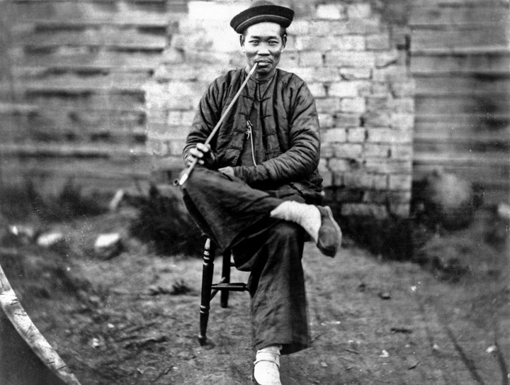 File:Queensland State Archives 1885 Chinese man in ...