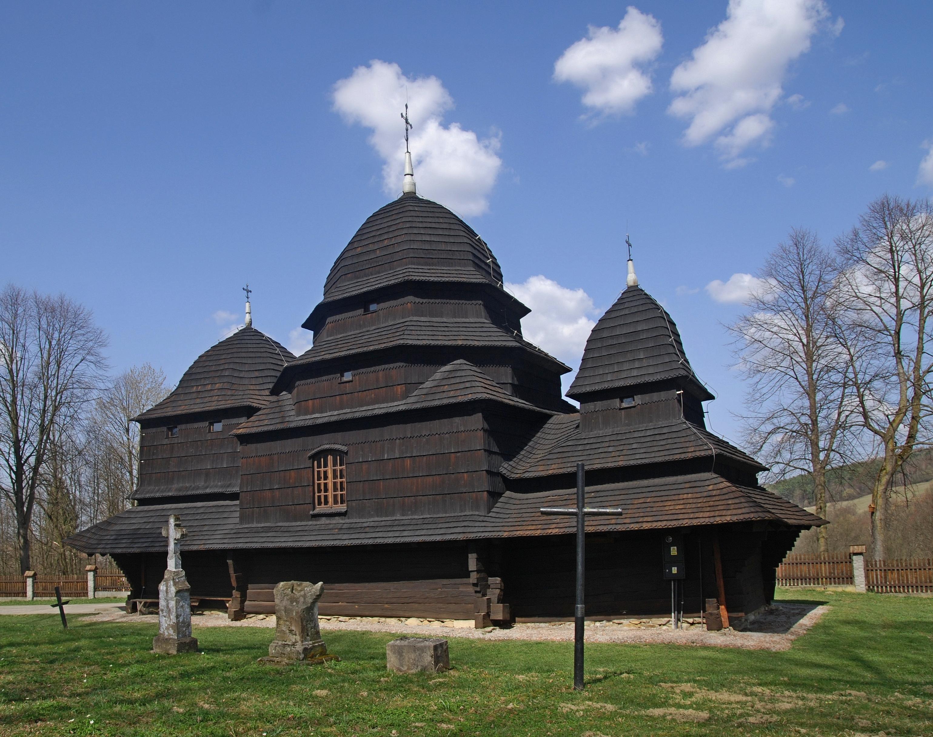 Cerkiew Opieki Matki Bożej w Równi – Wikipedia, wolna encyklopedia