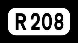 R208 road (Ireland)