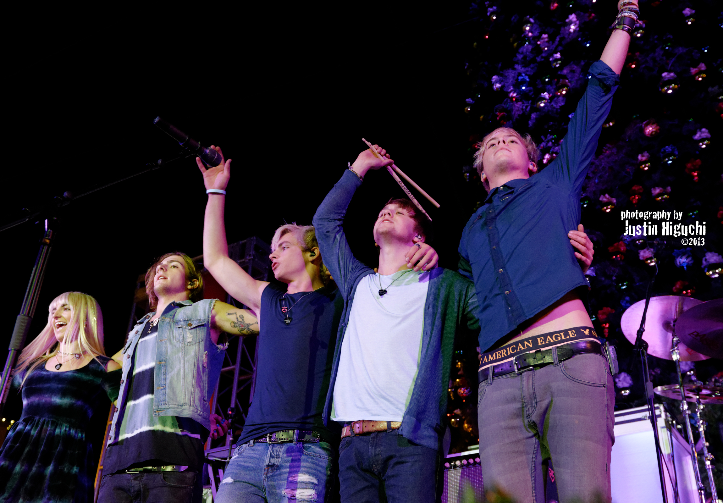 List Of R5 Concert Tours Wikipedia