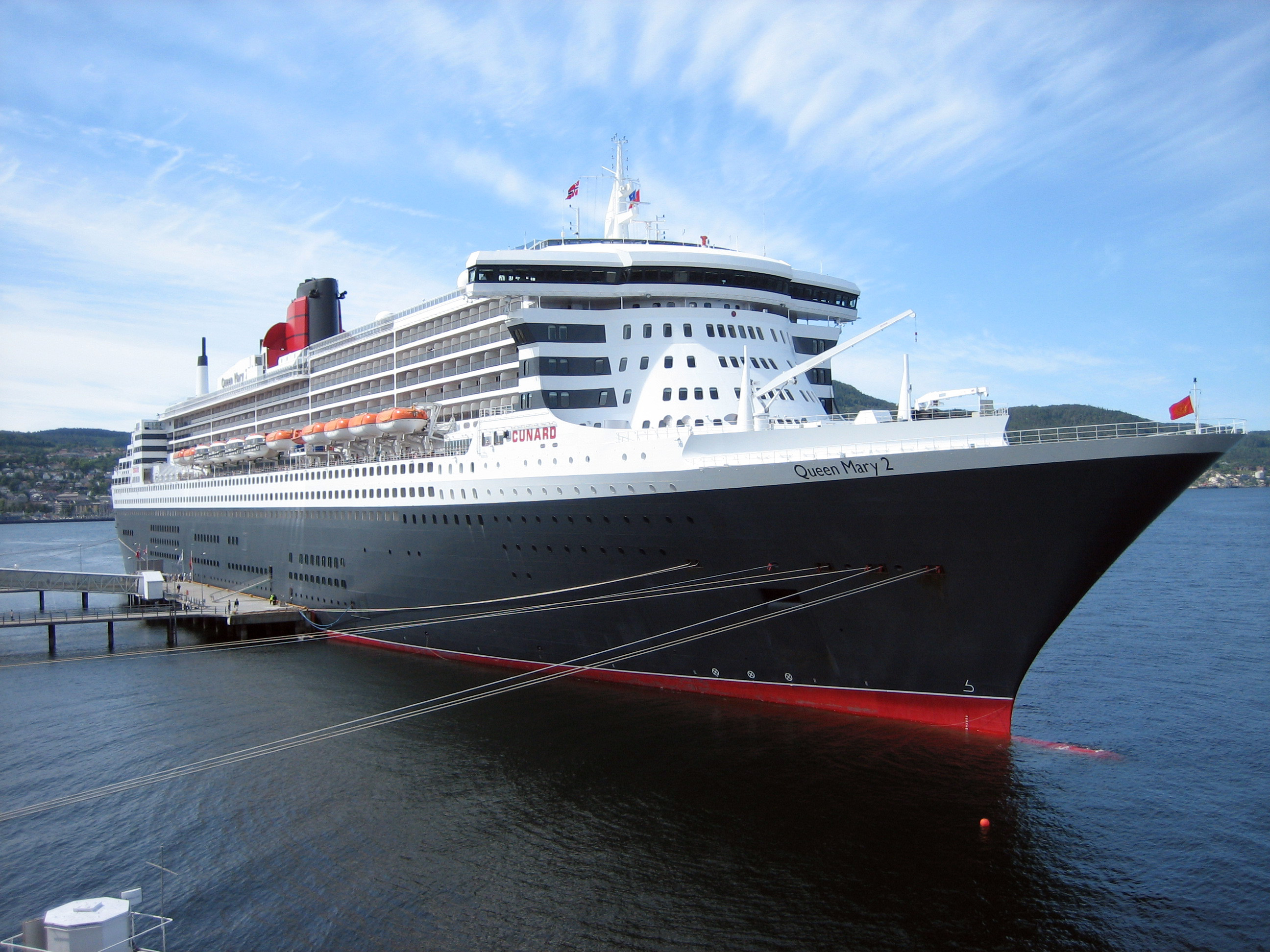 Gallery For Gt Queen Mary 2