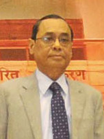 Ranjan Gogoi at 4th Foundation Day function of the National Green Tribunal.jpg