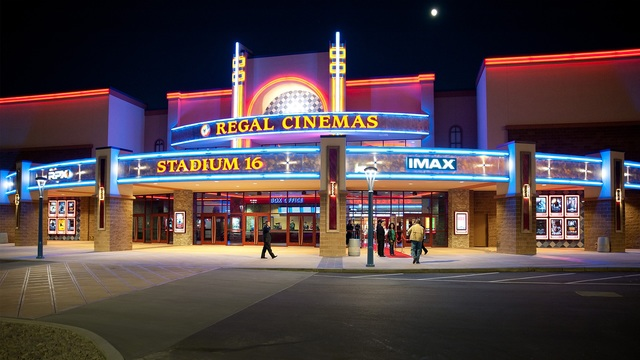 Image Result For Advertising In Regal