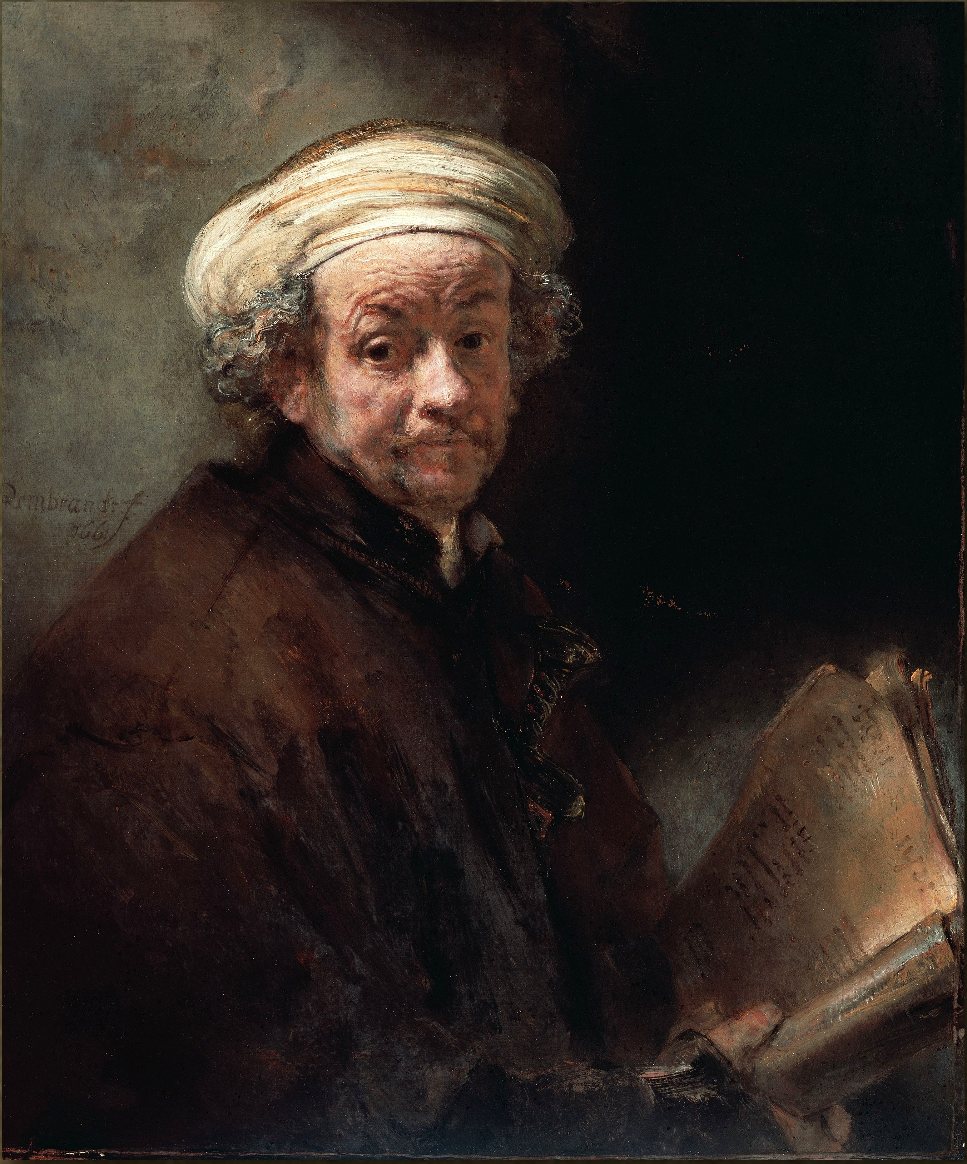 Art History News  Rembrandt  The Late Works