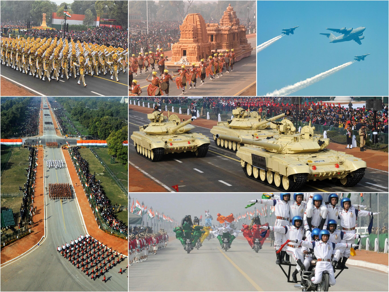 Delhi Republic Day Parade Wikipedia