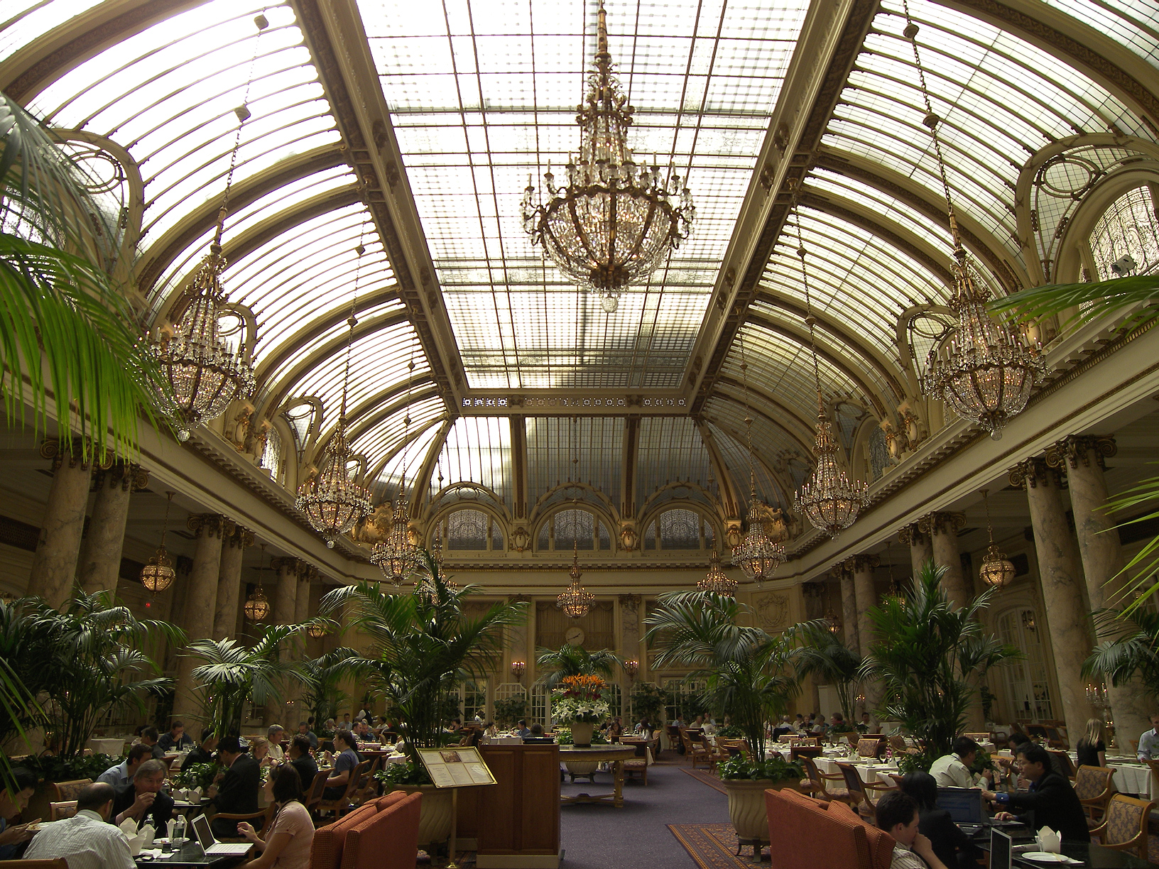 Palm Palace Restaurant Auburn Hills