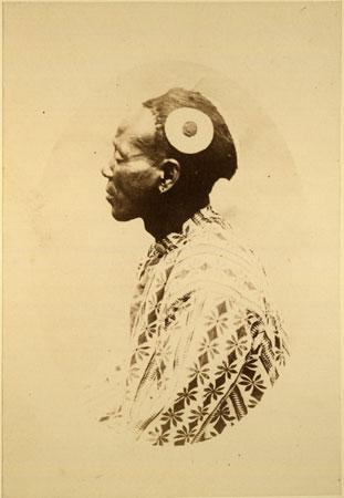 File:Richard Buchta - Portrait of an Acholi chief.jpg