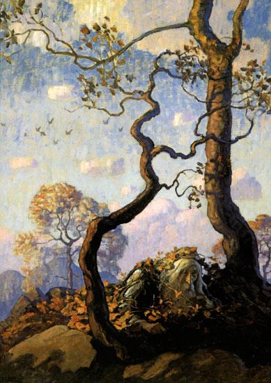 File:Rip Van Winkle Wyeth 1921.jpg