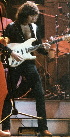 Ritchie Blackmore 1985-ben, San Franciscoban