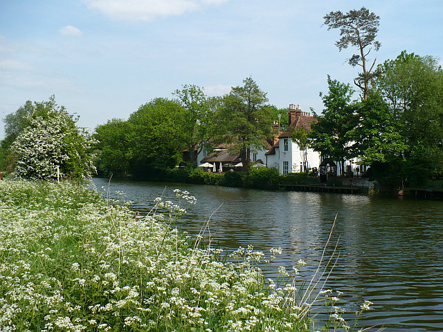 River Great Ouse, Priory Country Park - geograph.org.uk - 809291