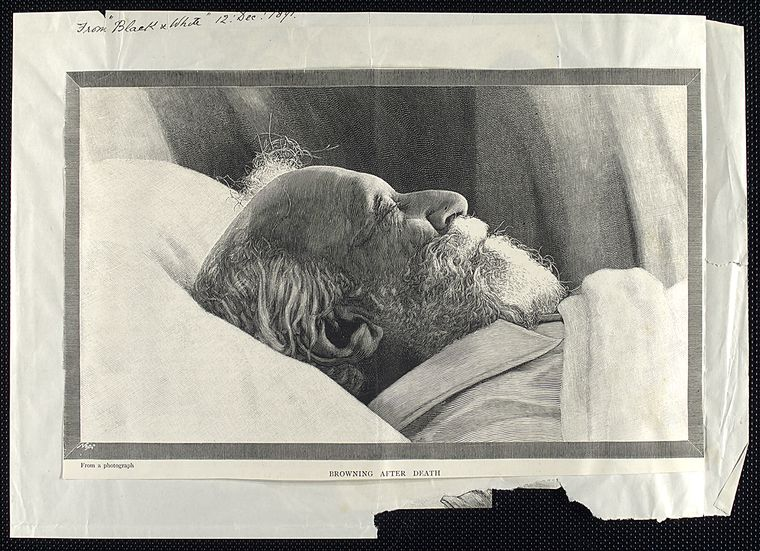 an overview of robert browning as one of the most talented poets of the victorian period Among the most striking nineteenth-century literary representations of artists in the marketplace are robert browning's artist poems, in which he arguably transposes the dynamics of the victorian modern marketplace onto the renaissance art world, exploring the productivity and creativity of his central eponymous characters, 'pictor ignotus.