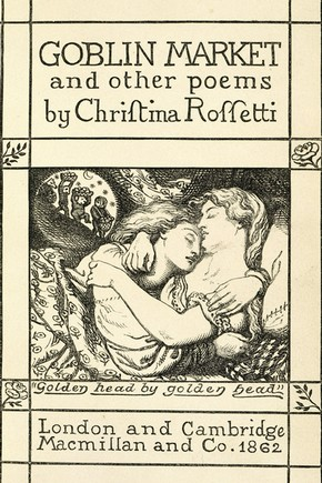 an analysis of goblin market by christina rossetti Brief summary of the poem goblin market  goblin market by christina rossetti home / poetry /  hear the sounds of the goblin fruit market from their house.