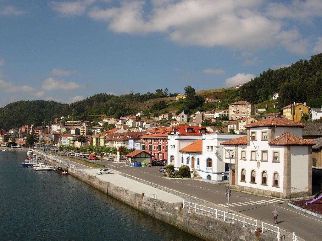 San Esteban de Pravia - Wikipedia, la enciclopedia libre