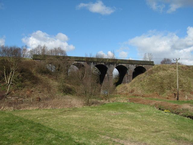 Sandymoor - Keckwick Viaduct