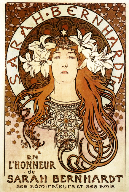 Art Nouveau posters and graphic arts , Wikipedia