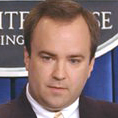 Scott McClellan, White House Press Secretary f...