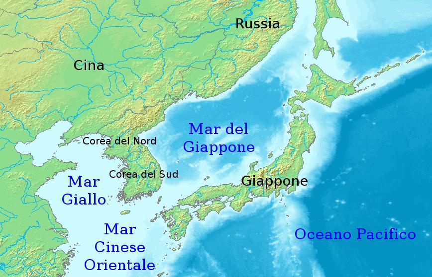 Mar del giappone wikipedia - Foto della bandiera del giappone ...