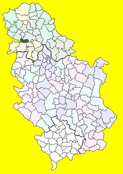 beocin mapa Beočin (općina)   Wikiwand beocin mapa