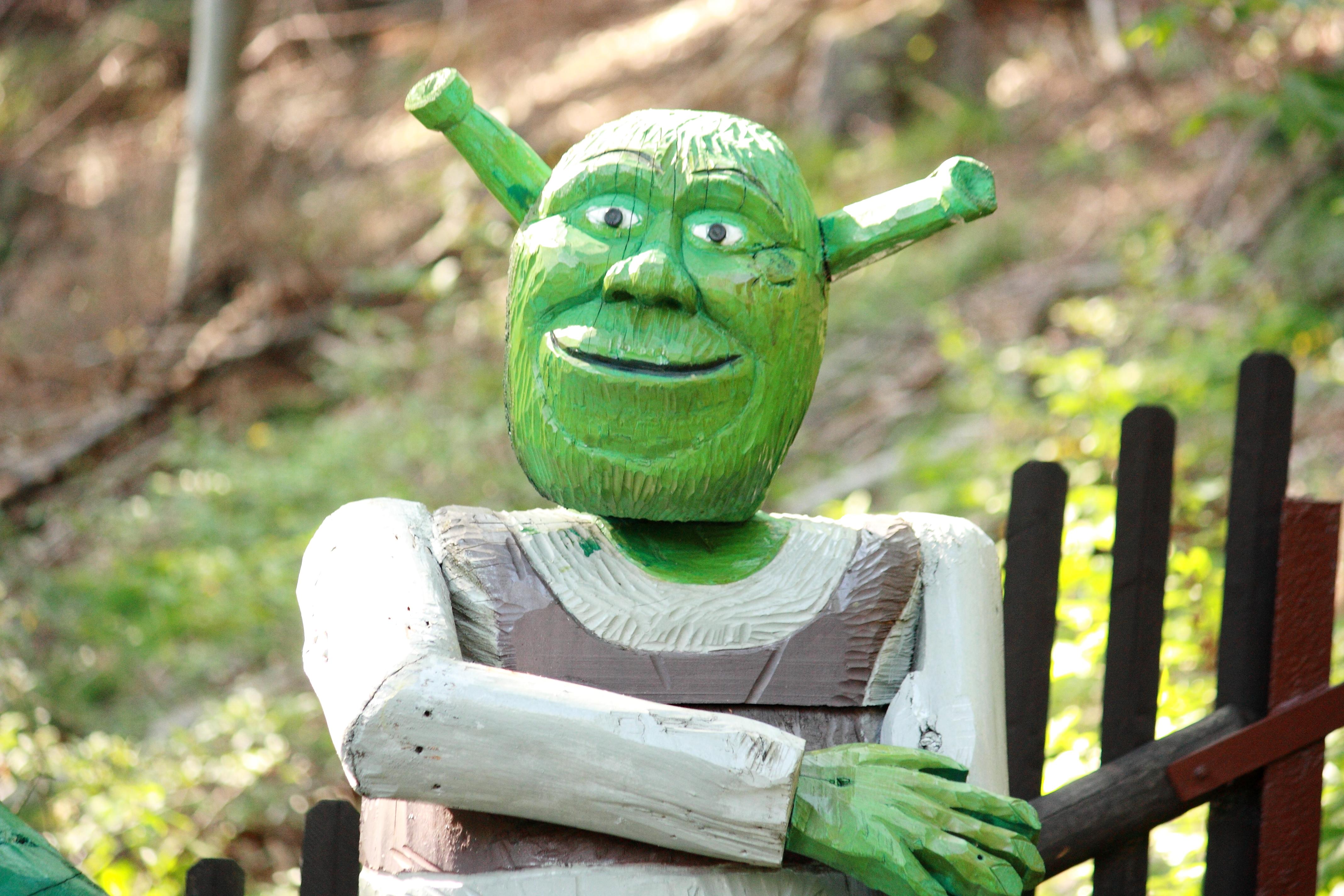 File:Shrek - Ogród Bajek w Międzygórzu.jpg - Wikimedia Commons