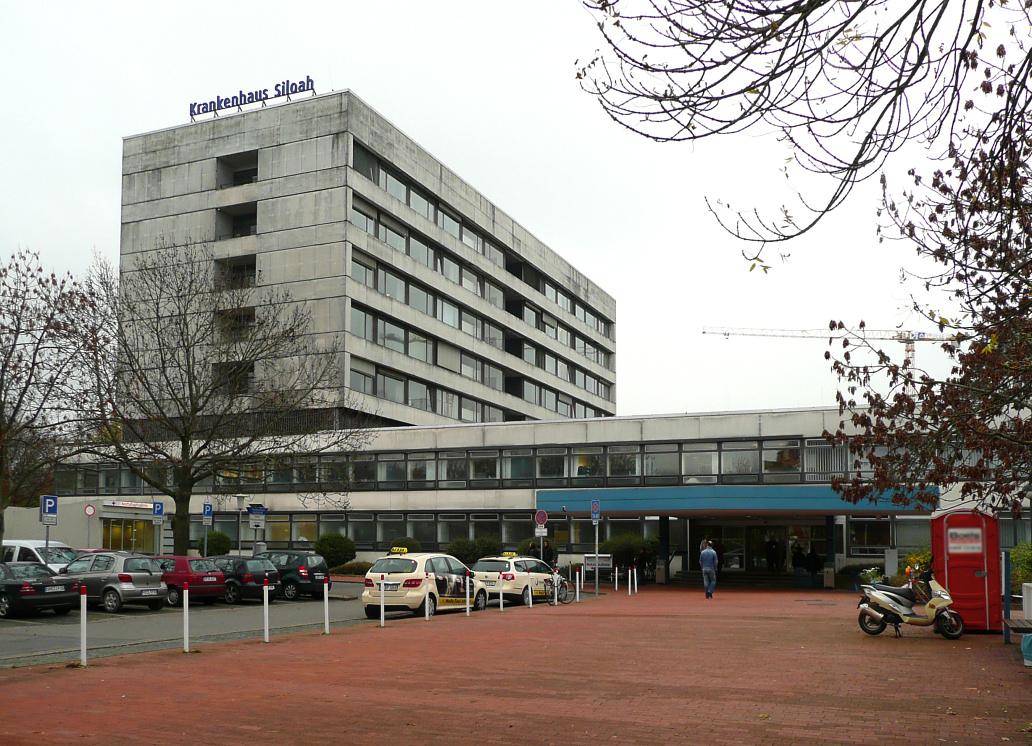 Krankenhaus Pforzheim Siloah