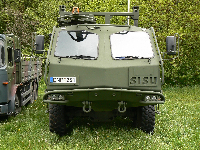 Sisu 8x8
