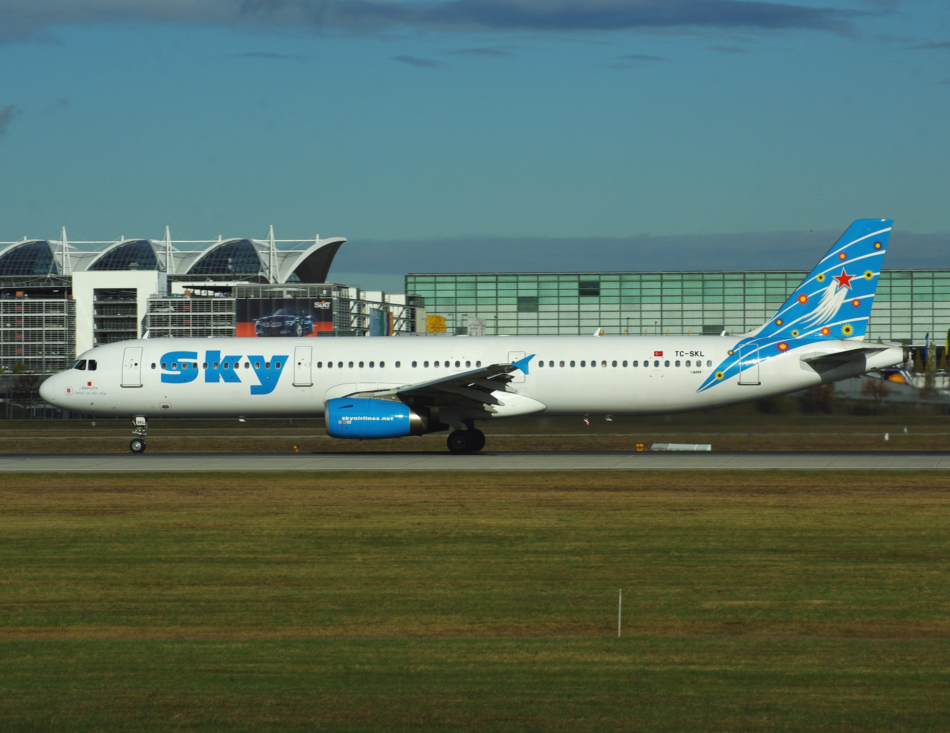 Airline Sky Airlines (Sky Airlines) .2