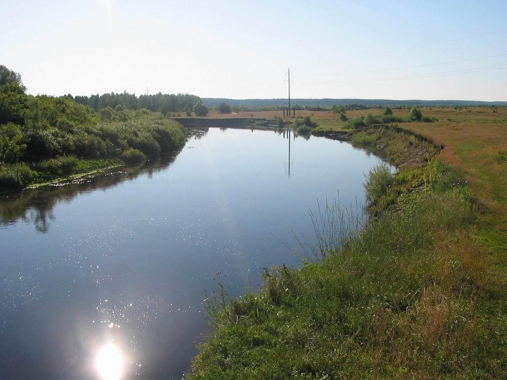 Куда течет река в брянске схема фото 140