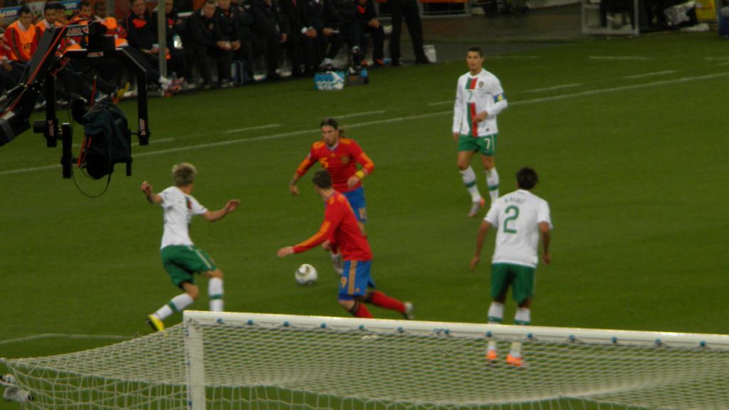 a2c7522987a Portugal–Spain football rivalry - Wikipedia