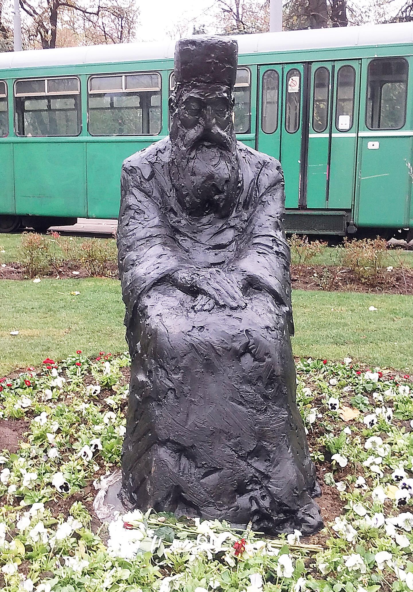 Spomenik Patriјarhu Pavlu Vikipediјa