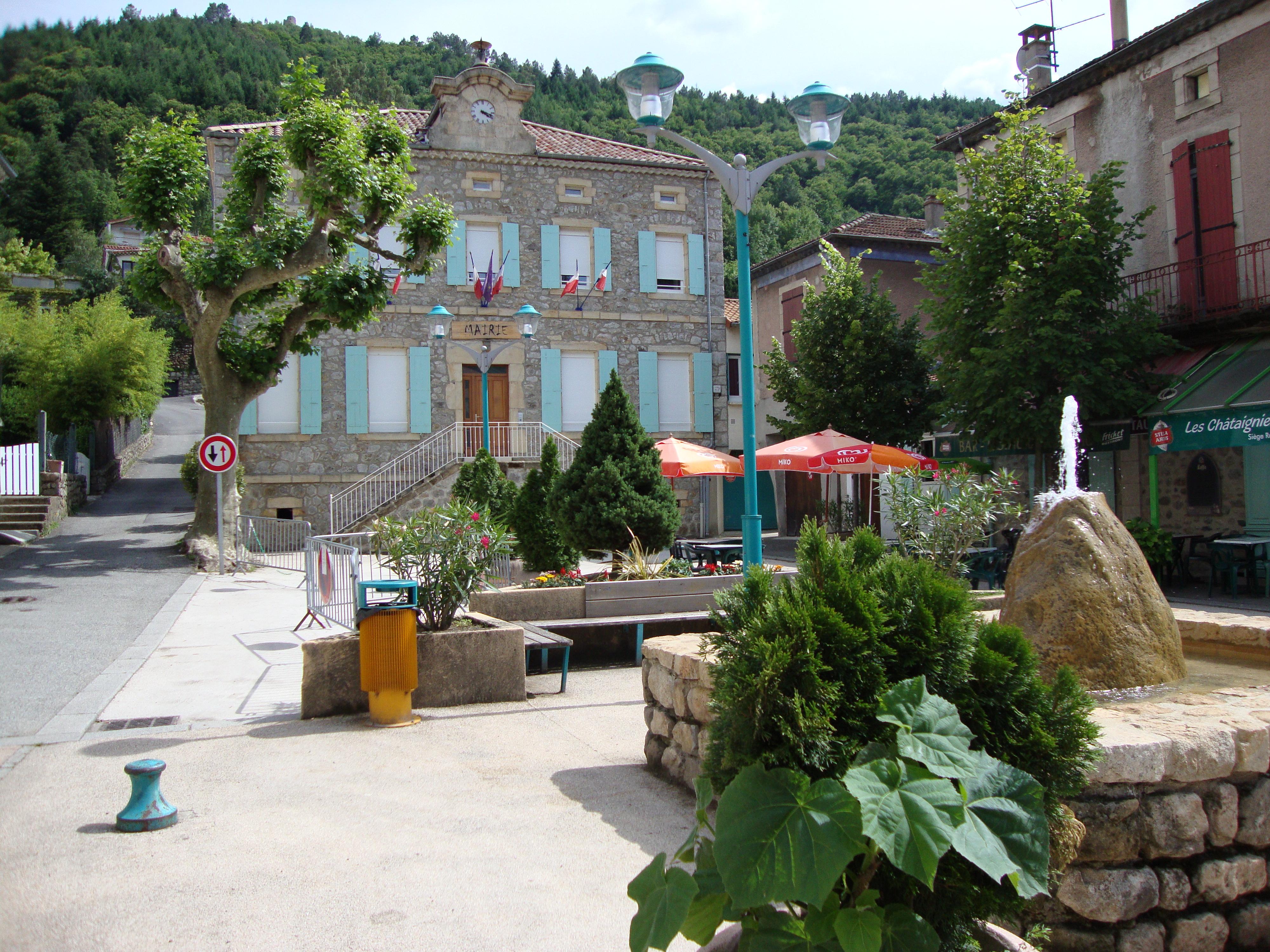 Ville Des Monts Darre Carte