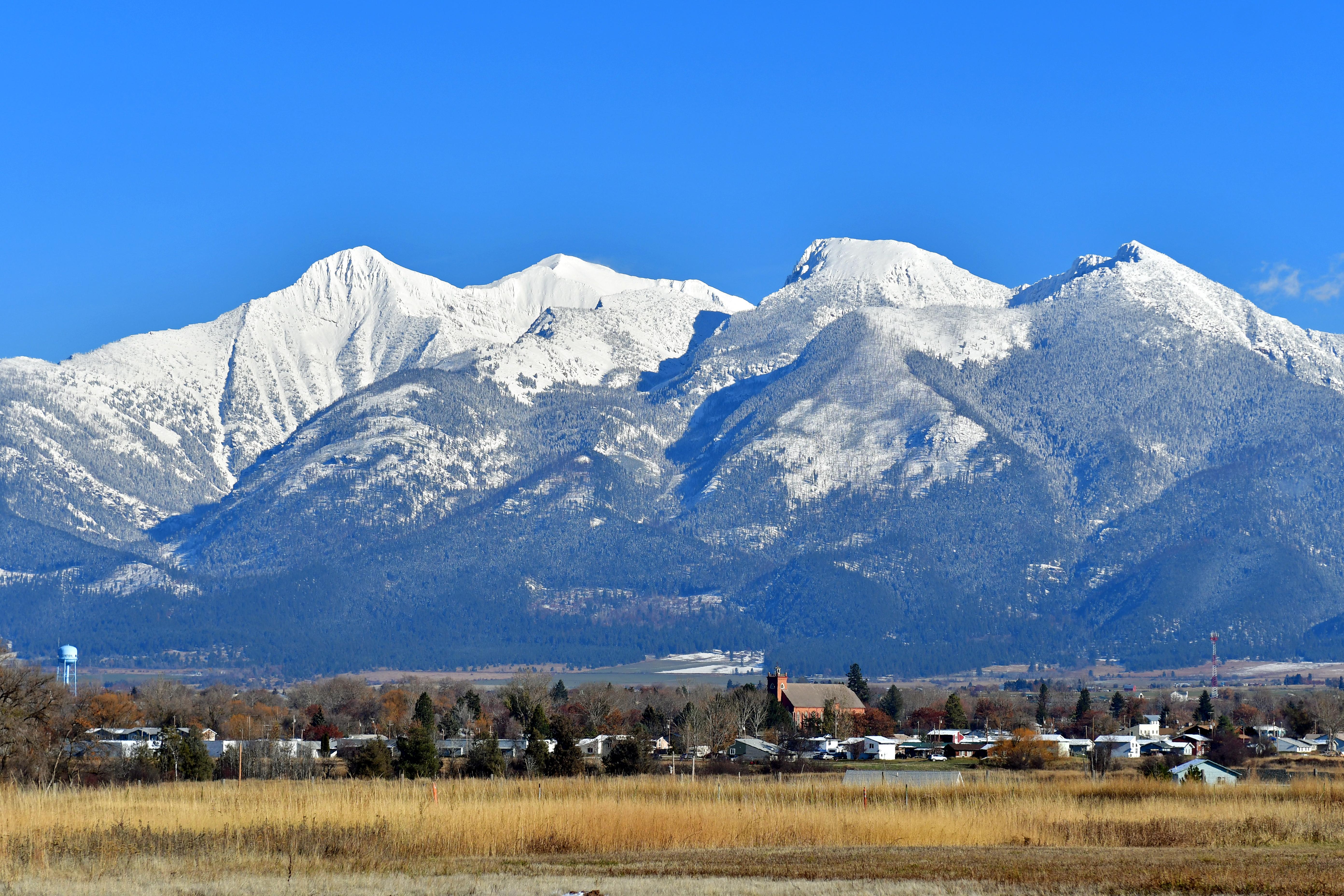 st ignatius montana map St Ignatius Montana Wikipedia