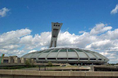 Le stade olympique, quel investissement structurant pour Montréal!