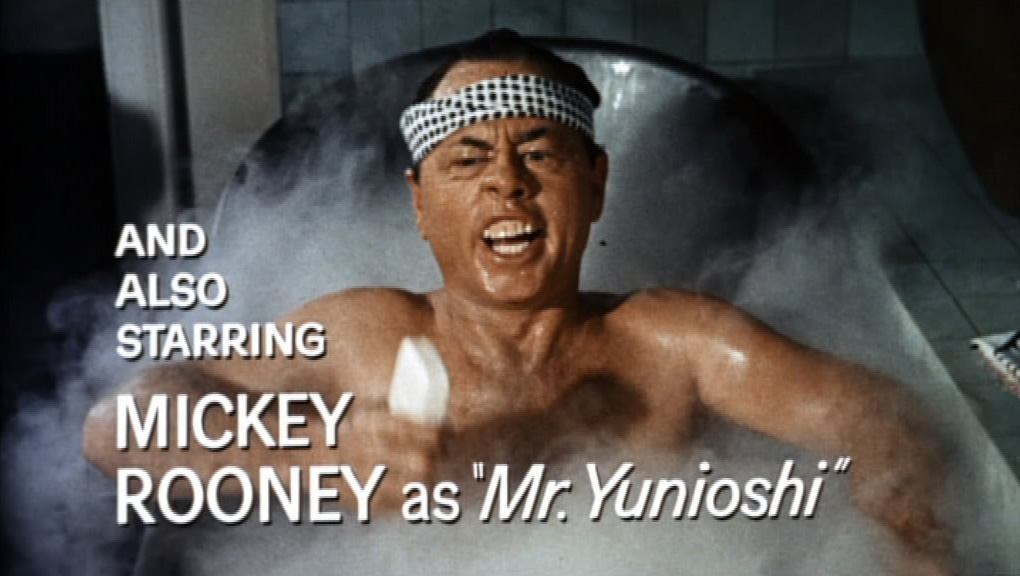 Image result for mr yunioshi