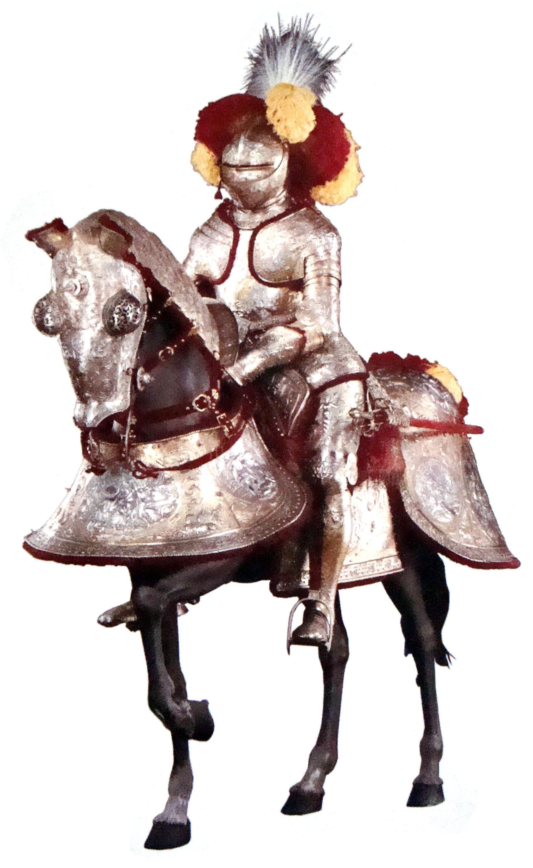Depiction of Torneo medieval
