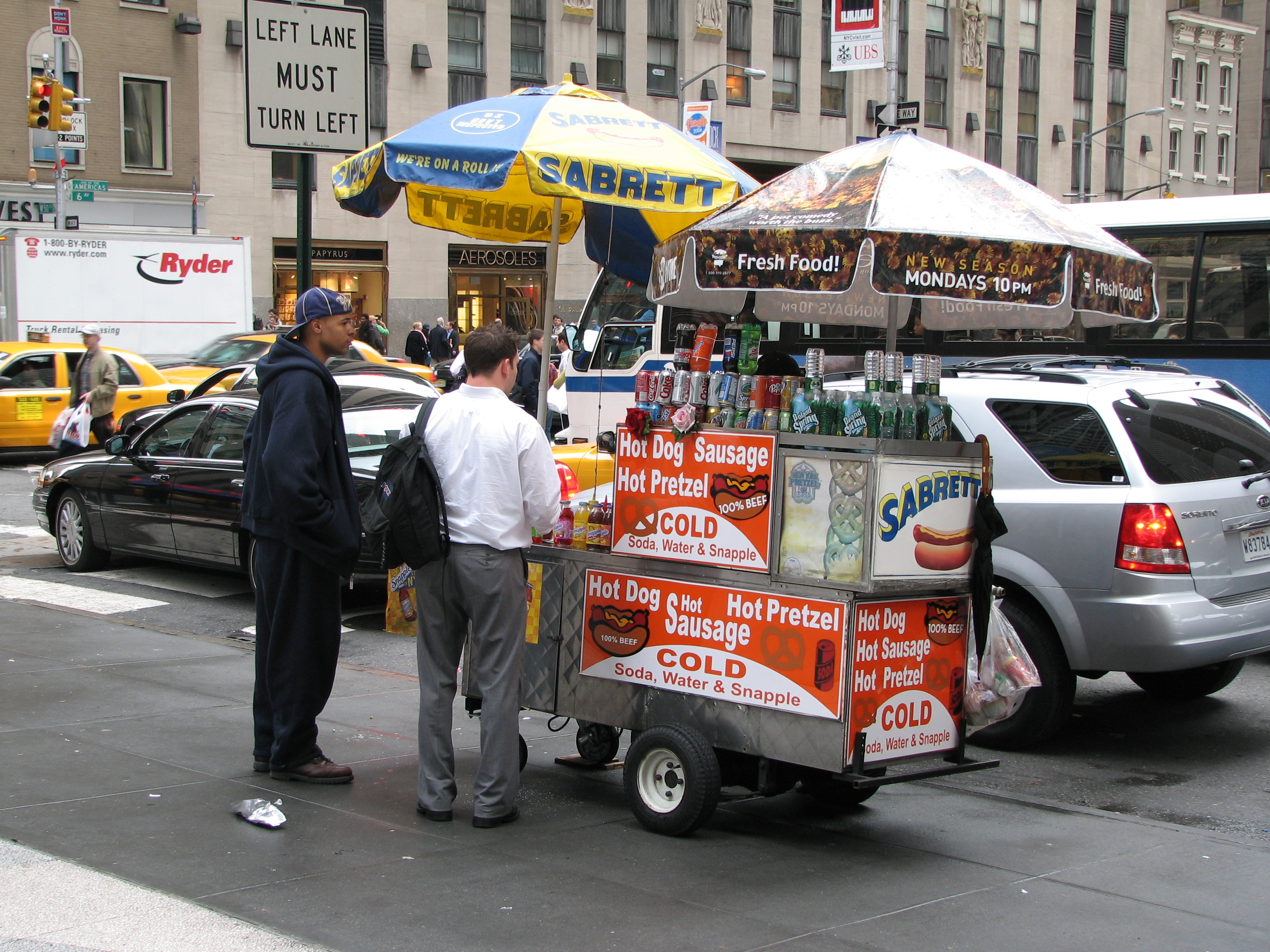 Food Vendor Truck Chilidogs