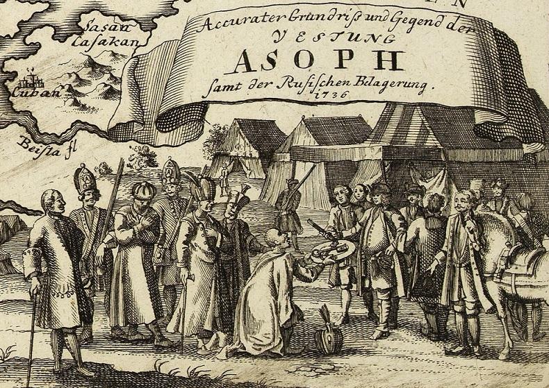 File:Surrender of Azov (1736).jpg
