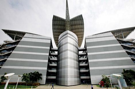 Hyderabad Building Design
