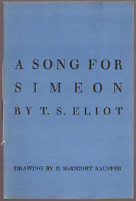 T S Eliot 1928 A Song of Simeon No 16 cover.jpg