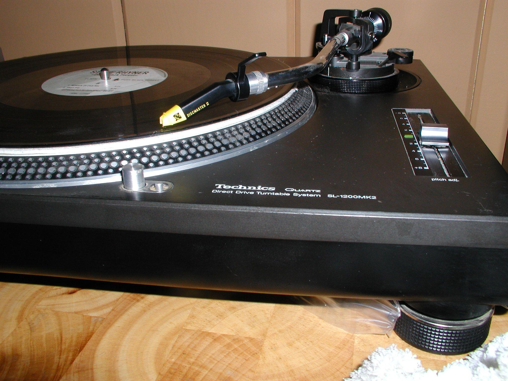 Datation vinyle