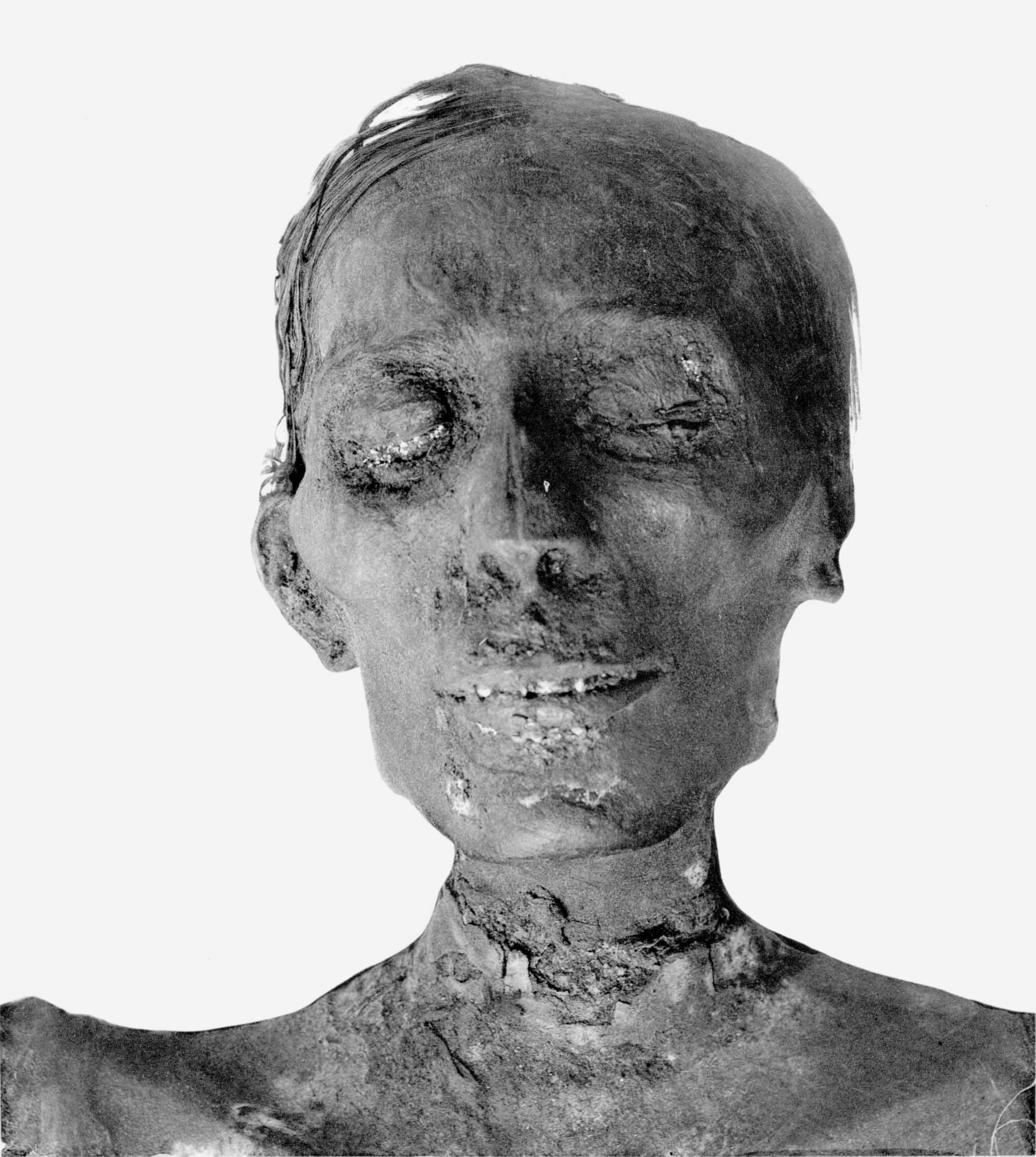 amenhotep iv and nefertiti