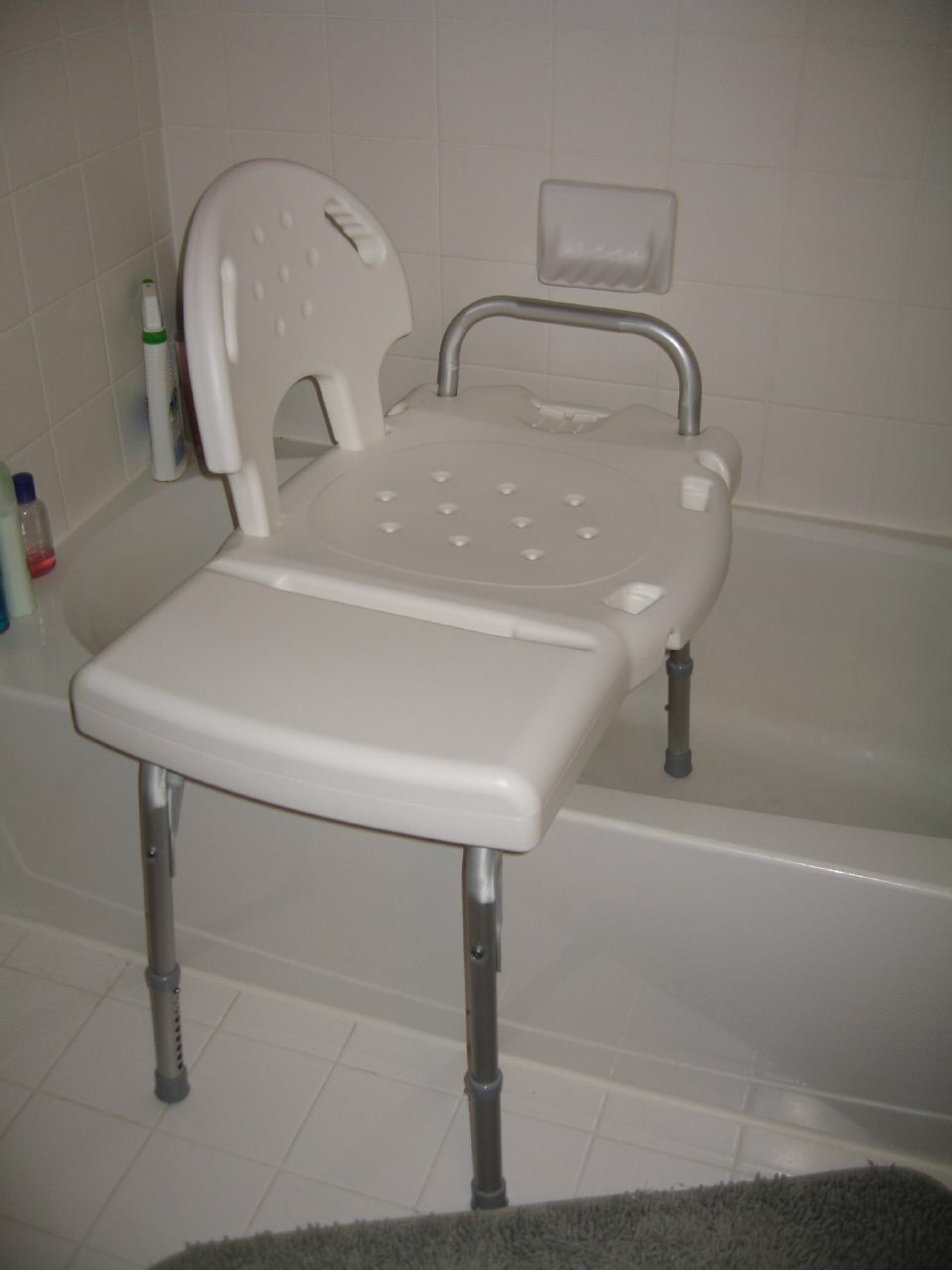 chairs p gray chair drive safety shower grey tub the bathroom bench stools